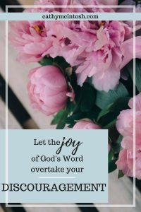 joy of God's Word