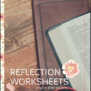Meditation Worksheets